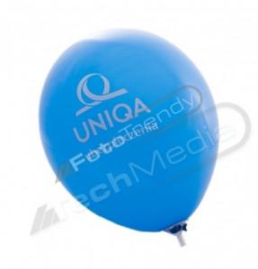 Balony z helem promocją banku