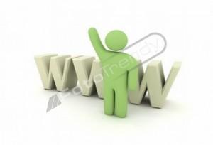 strony internetowe – kampania przez gadżety